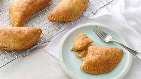 Oven-fried Apple Pies Recipe