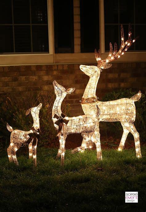 25 unique reindeer lights ideas on pinterest christmas
