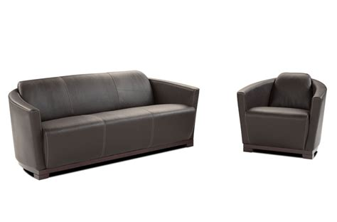 astounding nicoletti leather sofa 3656 furniture best