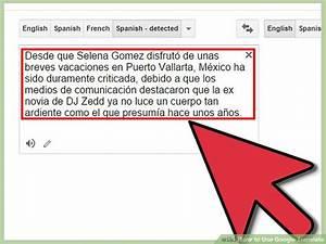 Traduction Francais Latin Gratuit Google : 4 ways to use google translate wikihow ~ Medecine-chirurgie-esthetiques.com Avis de Voitures