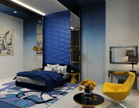 Bedroom Design Blue And Yellow by Proposed Two Storey Residential House Home Design