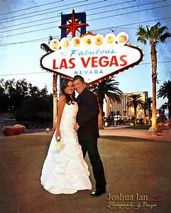 joshua ian photography by design las vegas wedding With las vegas wedding pictures
