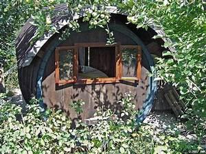 Fass Als Gartenhaus : holzfass gartenhaus gebraucht my blog ~ Markanthonyermac.com Haus und Dekorationen