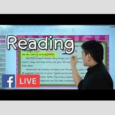 Gat Eng คาบที่ 9 'reading Comprehension' Youtube