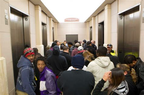 broken courthouse elevators leave hundreds    cold