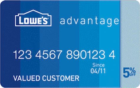 Maybe you would like to learn more about one of these? Lowe's Credit Card Reviews: 400+ Advantage Card Ratings