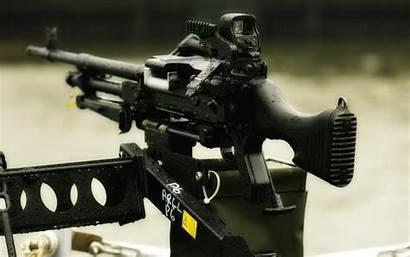 Sniper Gun Rifle Wallpapers Machine M240 M16