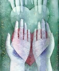 Reiki Energy Healing Hands