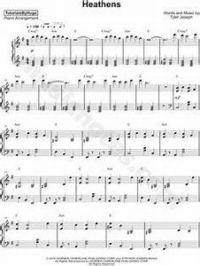 Print and download High Hopes sheet music by Panic! At The ...