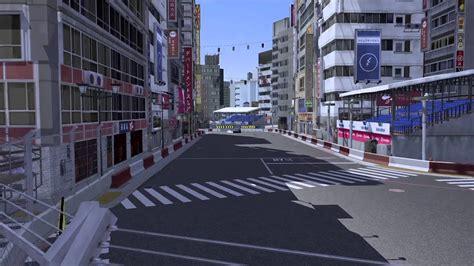 Assetto Corsa Drifting On Shibuya Hachiko Replay Camera