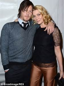 Norman Reedus And Laurie Holden Kiss 73451 | HOMEUP
