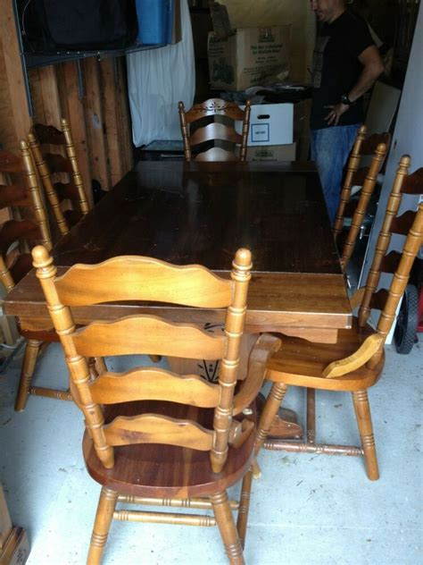 Broyhill Dining Room Furniture by Broyhill Dining Room Set Ebay