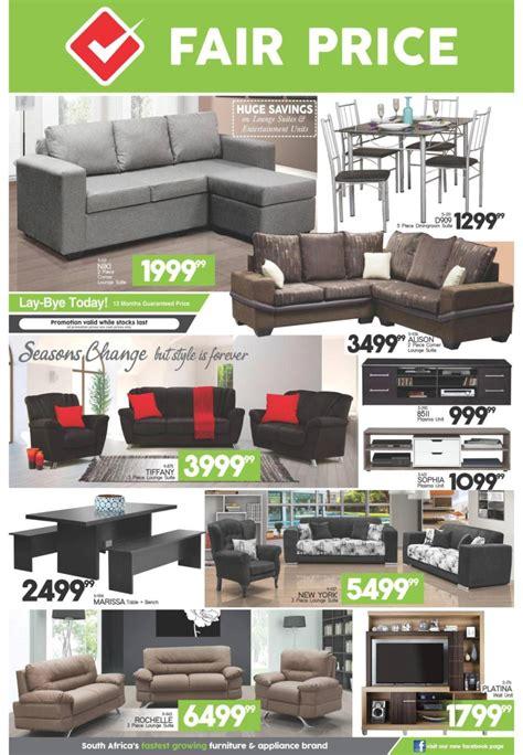 fair price furniture catalogue  september  september