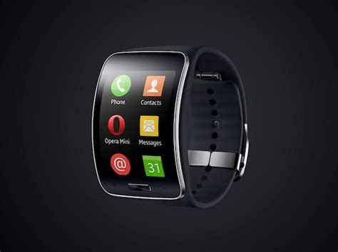 opera mini browser announced for tizen based samsung gear s smartwatch technology news