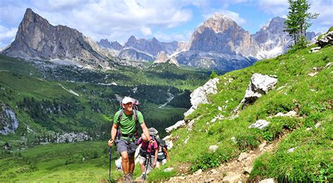 guided inn based hiking tours wildland trekking