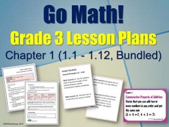 Go Math 3rd Grade Chapter 3  Go Math Unit 1 Lesson 5 3 Youtubego Math Worksheets 3rd Grade