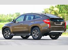 Here's a Fugly Mitsubishi Pajero Coupe, Based on the