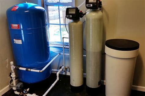 Family Softener family in weaverville new water softener