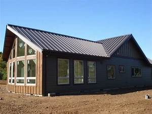 metal homes on pinterest metal buildings modern barn With barn tin roofing for sale