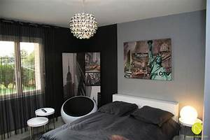 deco chambre new york adulte With chambre d ado new york