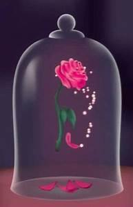 Rose Eternelle Sous Cloche : les diy de fishounette diy rose enchant e sous cloche de la belle et la b te ~ Teatrodelosmanantiales.com Idées de Décoration