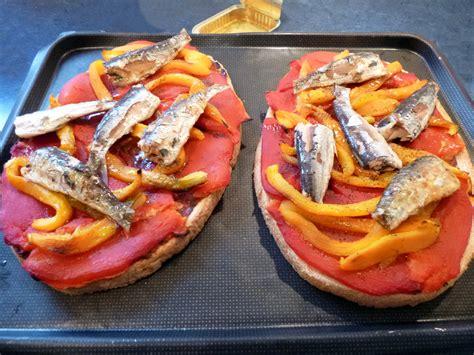 bruschetta aux sardines la recette facile par toques