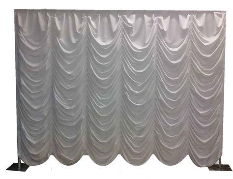 austrian drape static austrian backdrop stage