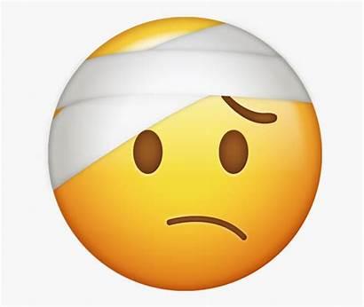 Emoji Headache Hurt Iphone Clipart Therapy Negative
