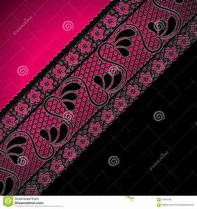 Lace Background Stock Vector - Image: 57834185