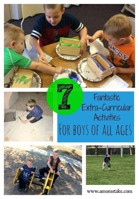 7 Fantastic Extracurricular Activities For Boys #scouting