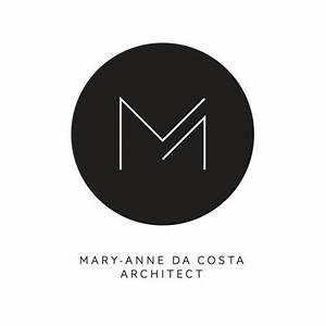 Beautiful, minimalist logo for Mary Anne da Costa