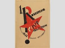 The exhibition El Lissitzky opens in two museums