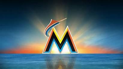 Miami Marlins Wallpapers Backgrounds Heat Read Wallpapersafari