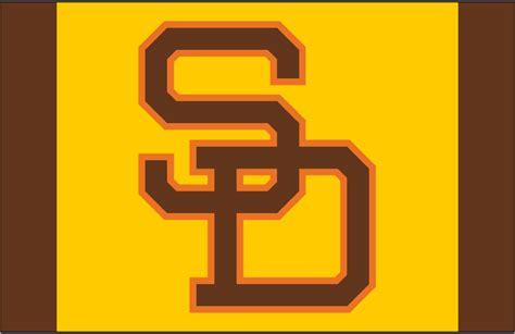 San Diego Padres 1980-1984 Cap Logo Decals Stickers