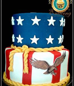 Top Memorial Day Cakes - CakeCentral com