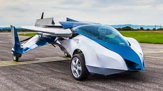 new flying car spreads its wings in slovakia gizmocrazed future technology news