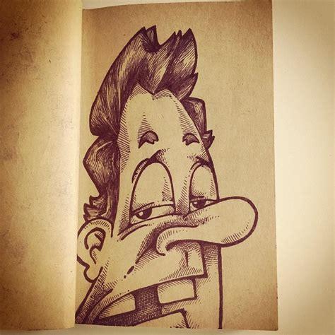 manik  ratan sleepy man cartoon character funny