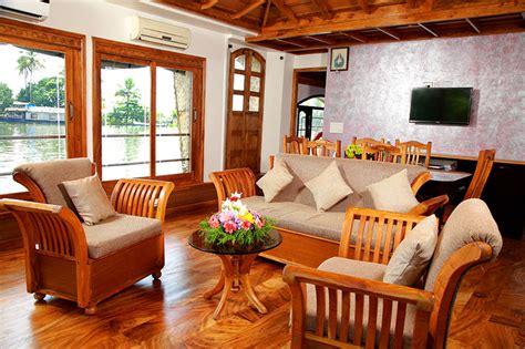 Boat House In Kerala Rent by Luxury Houseboats In Kerala Alleppey
