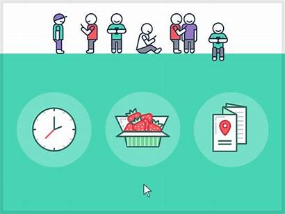 Activities Animated Icons Rest Animation Icon Vacation