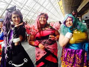 Ever After High Friends Forever CCM 2015 by Dream-Angel ...