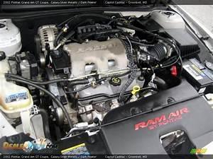 2002 Pontiac Grand Am Gt Coupe 3 4 Liter Ohv 12