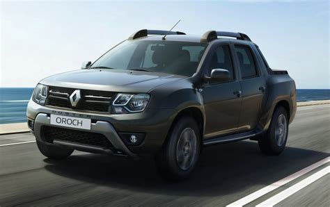 renault duster this is renault 39 s new duster oroch small pickup truck