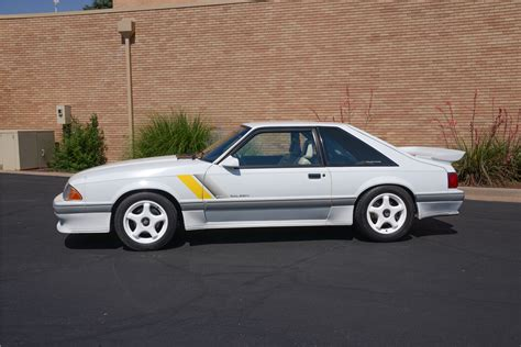 1989 Ford Mustang Saleen Ssc