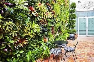 Vertikal Garten System : miami style vertical garden florafelt vertical garden ~ Sanjose-hotels-ca.com Haus und Dekorationen