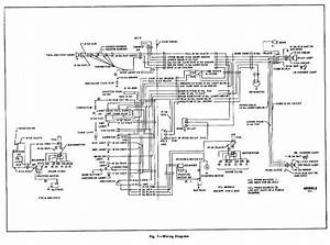 Electrical Wiring Diagram For The 1954 Chevrolet Truck