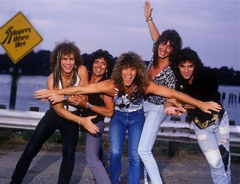 First Worsts Remembering When Bon Jovi Gave Hair Metal