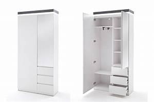 Vestiaire D Entrée : meuble d 39 entr e vestiaire design complet ~ Teatrodelosmanantiales.com Idées de Décoration