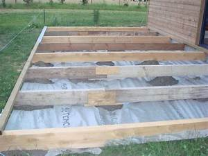 Realiser une terrasse en bois sur plot newsindoco for Realiser une terrasse en bois sur plot