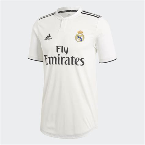 Related articles more from author. Real Madrid 2018-19 Adidas Home Kit | 18/19 Kits | Football shirt blog