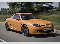 MG TF 2008 Car Review Honest John